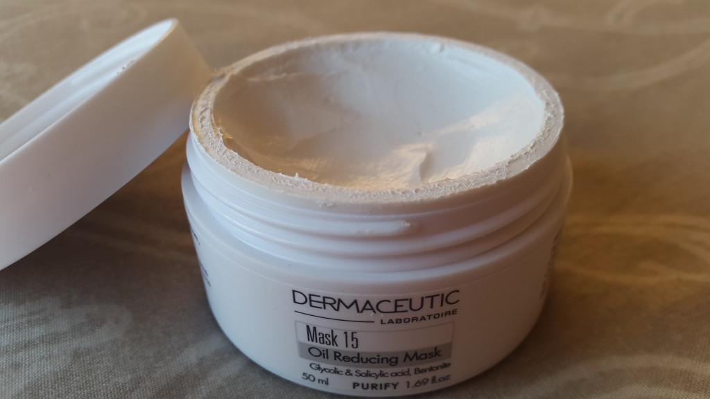 Dermaceutic Laboratoire Mask 15 Oil reducing mask