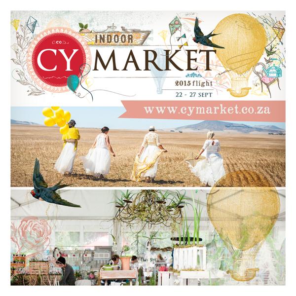 CY Indoor Decor Market 2015 Welbeloond Farm Durbanville