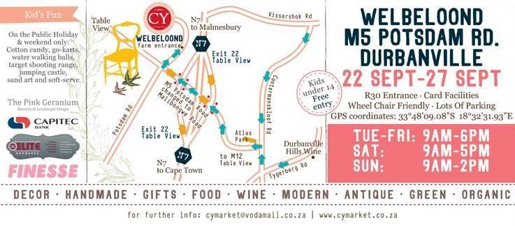 CY Market 2015 Welbeloond Farm