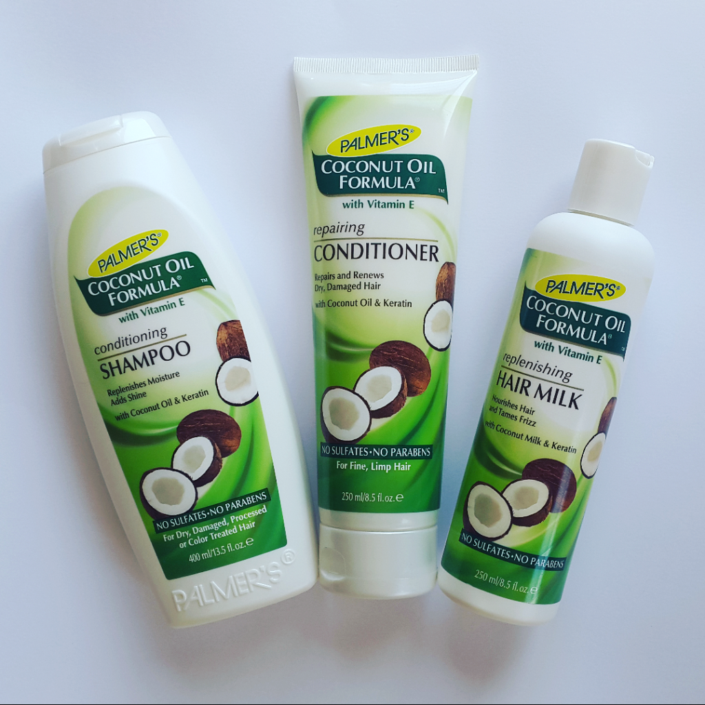 Palmer's Coconut Oil Formula Hair Care Range Best of 2015 Favourites