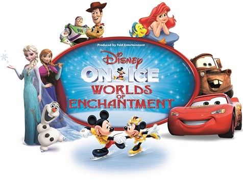 Win tickets to Disney On Ice Worlds of Enchantment at Ticketpro Dome and GrandWest