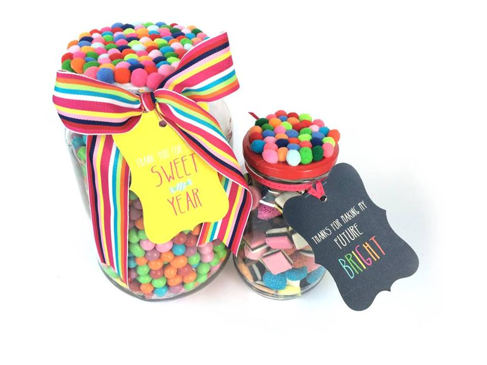 Teacher gift inspiration from Consol - Pretty Please Charlie
