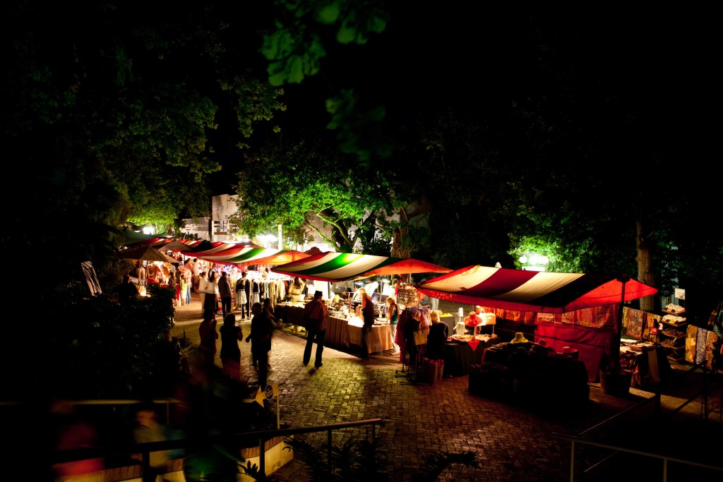 Slow Market Christmas Stellenbosch Night Market