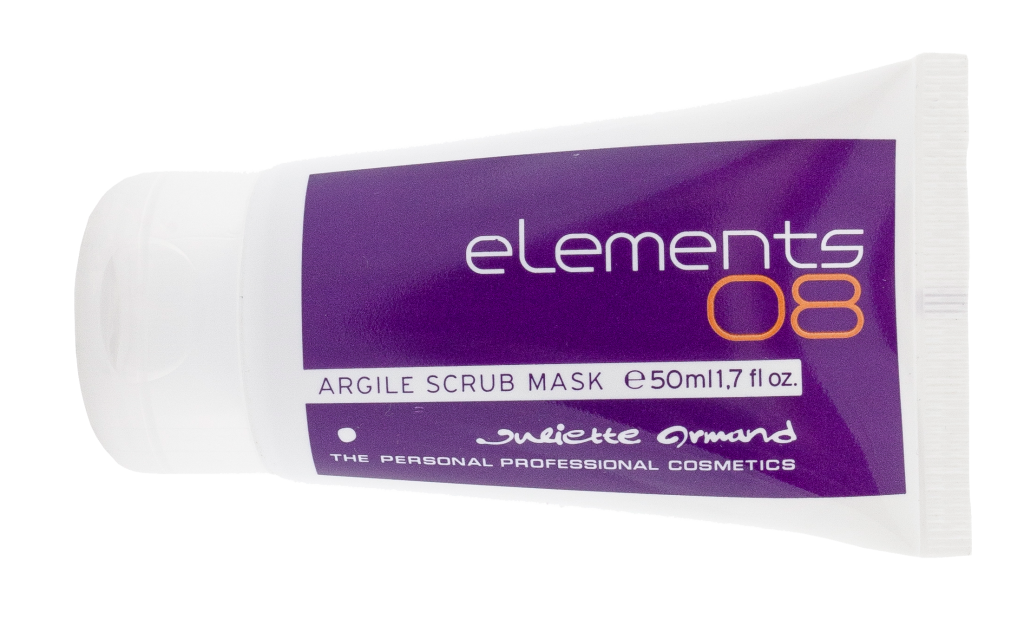 Juliette Armand Argile Scrub Mask giveaway Mask for problematic, oily and acne prone skin