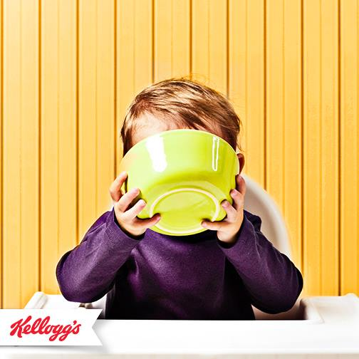 Kellogg's: make breakfast the most important meal of the day Pretty Please Charlie