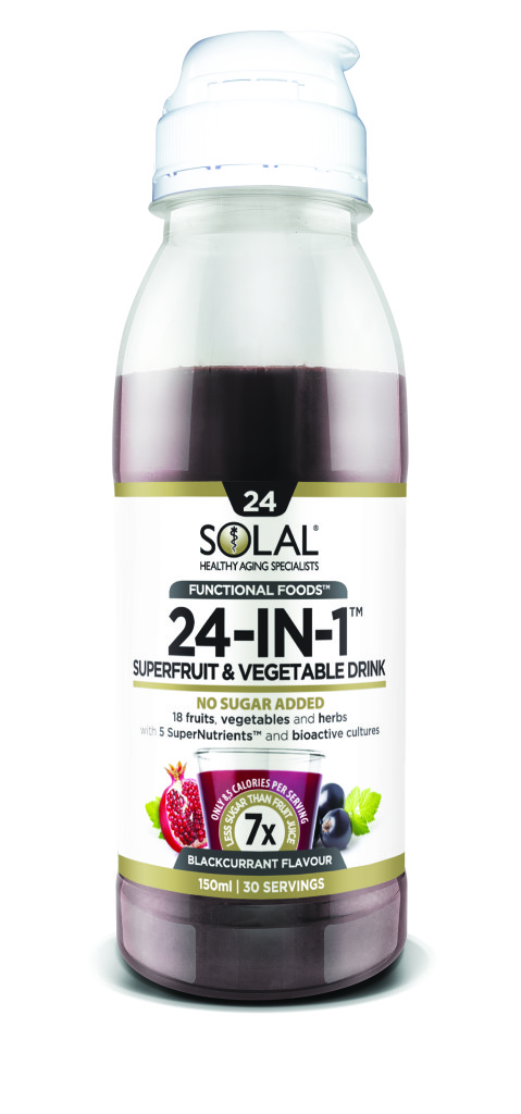 Your child can get 5 a day with a little help from SOLAL