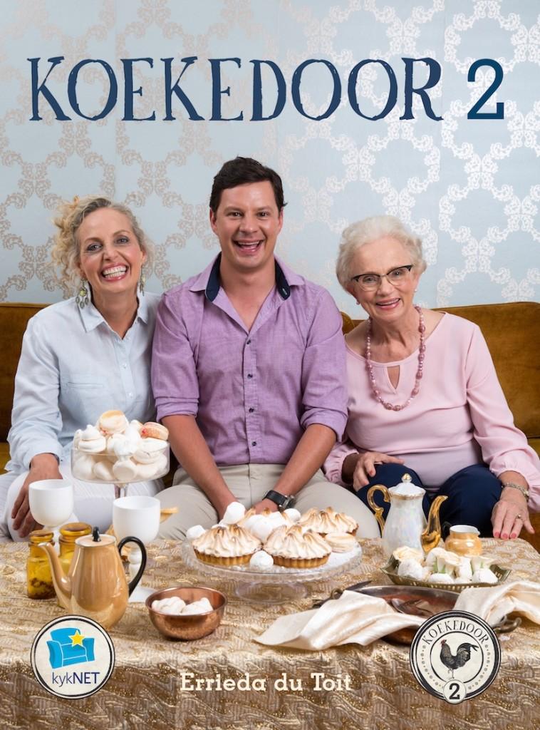 Koekedoor 2 bakboek