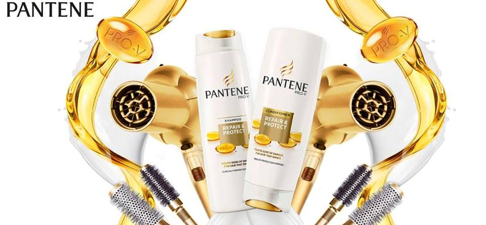 Pantene Pro-V Repair and Protect Shampoo and Conditioner Review & Giveaway
