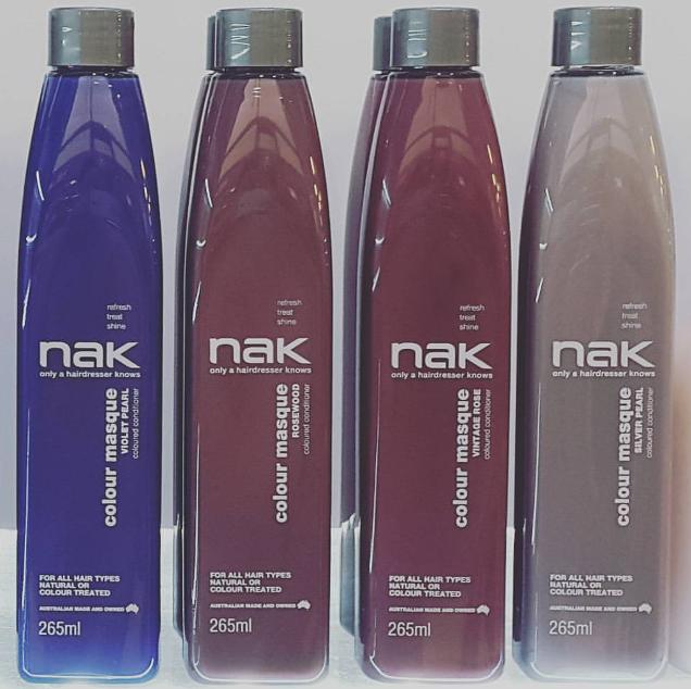 NAK Colour Masques