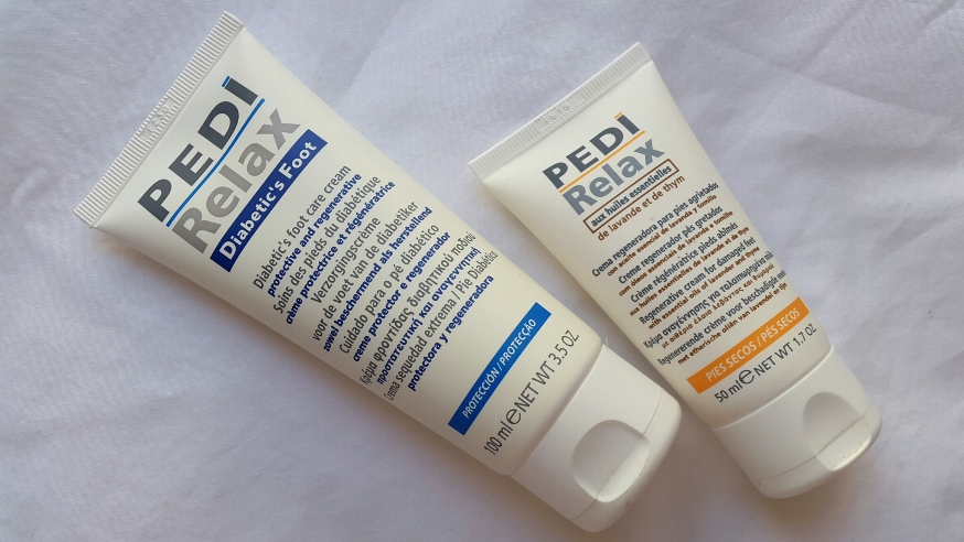 Pedirelax foot cream review PLUS a huge giveaway!