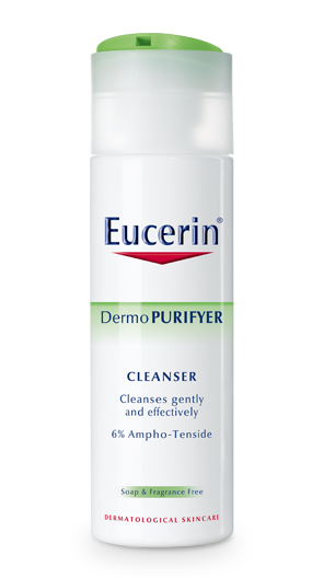 Eucerin DermoPURIFYER Cleanser Review