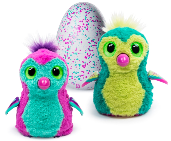 Win a Hatchimal