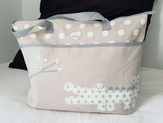 Clicks Made 4 Baby Nappy Bag