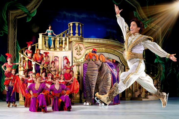 Disney on Ice Giveaway Aladdin