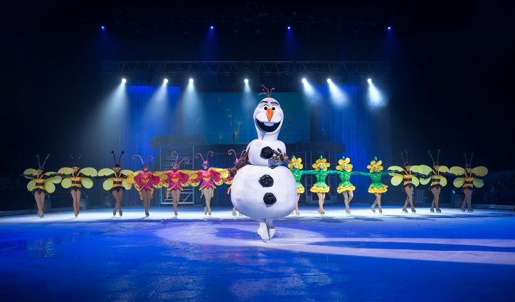 OL:AF Disney on Ice giveaway