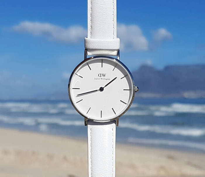 DW Classic Petite Bondi watch Pretty Please Charlie