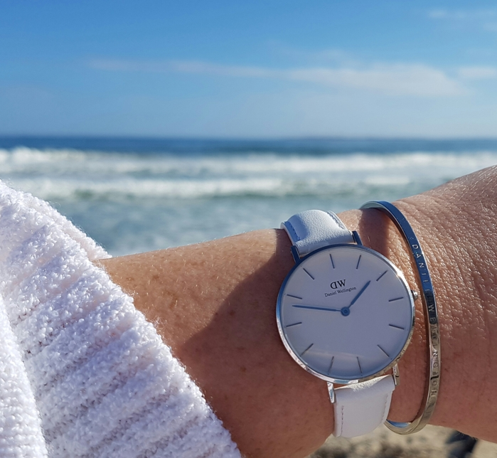 Daniel Wellington Classic Petite Bondi and cuff Pretty Please Charlie