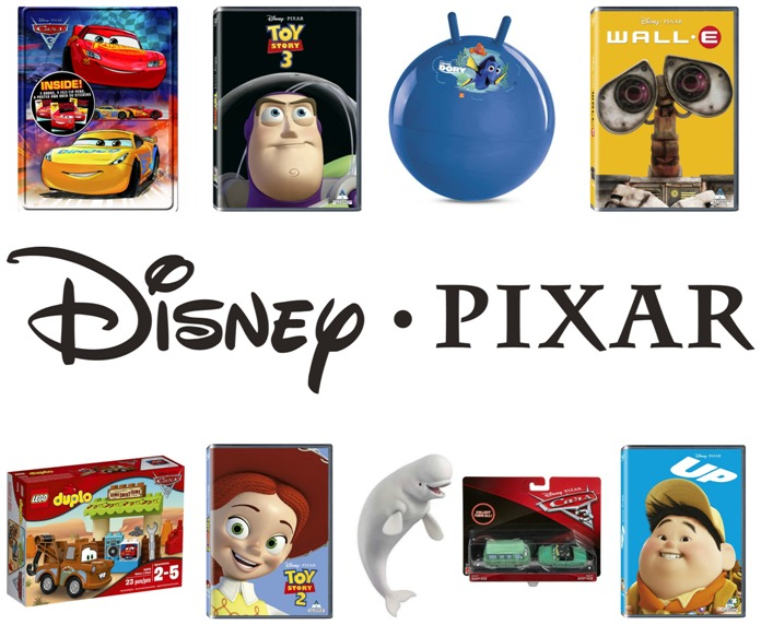 GIVEAWAY Win a Cars 3 Pixar Hamper worth R1500