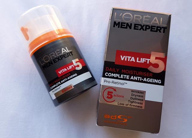 L'Oréal Men Expert Vita Lift 5 Moisturiser