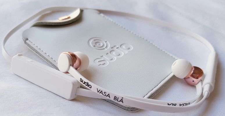 Review - Sudio VASA BLA Earphones