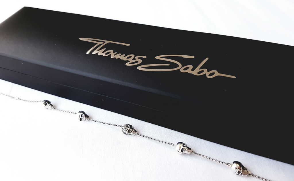 Win a Thomas Sabo skull bracelet worth R6 475!