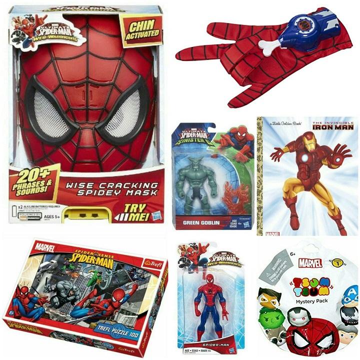 Bring Marvel Home! Win a Marvel Hamper worth R1000