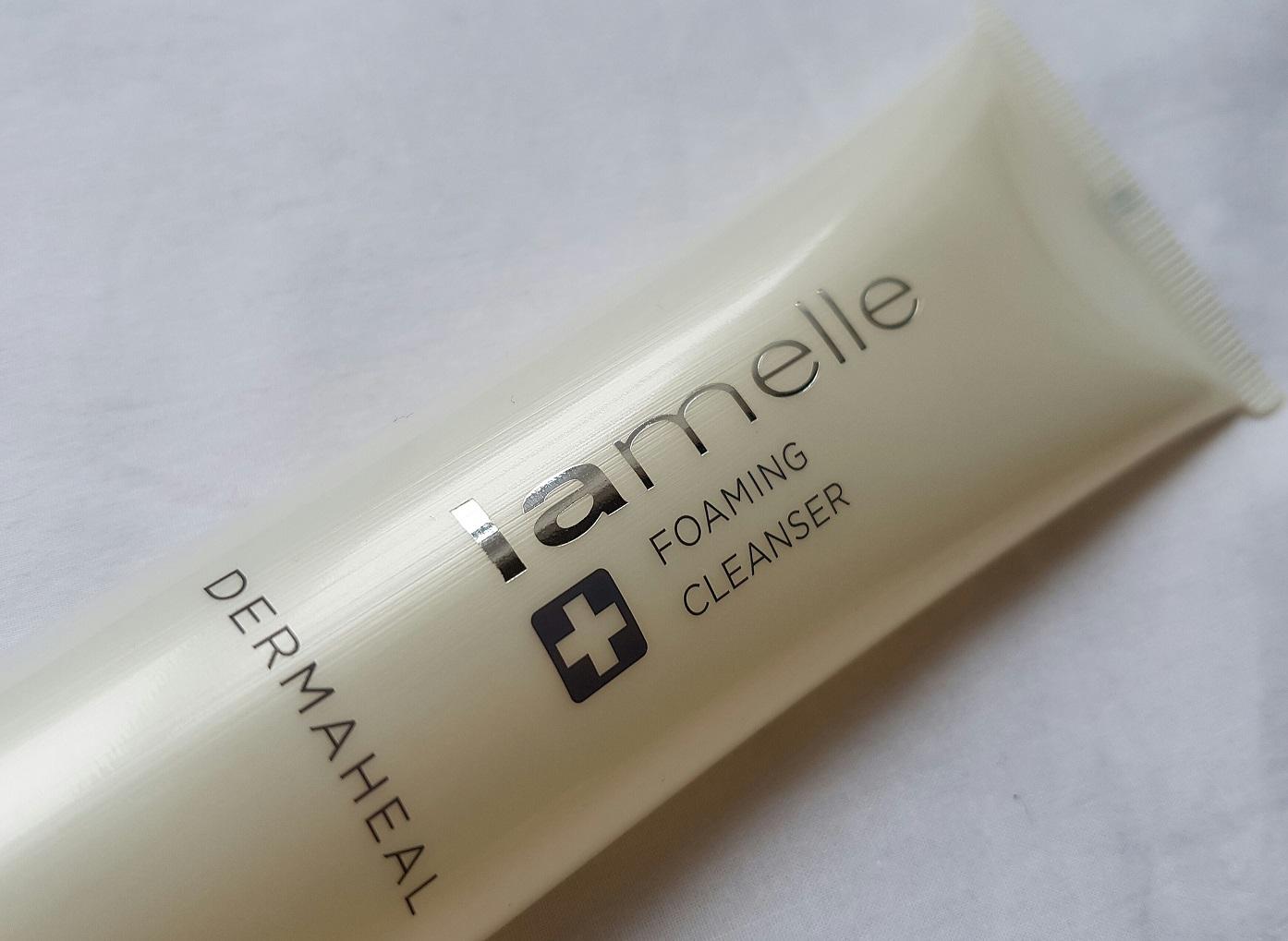 Lamelle Dermaheal Foaming Cleanser