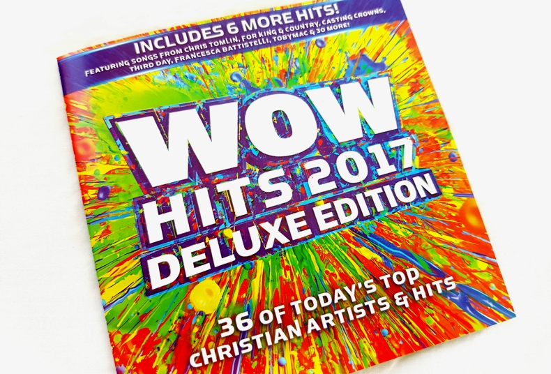 The WOW Hits 2017 Deluxe Edition is just that... WOW