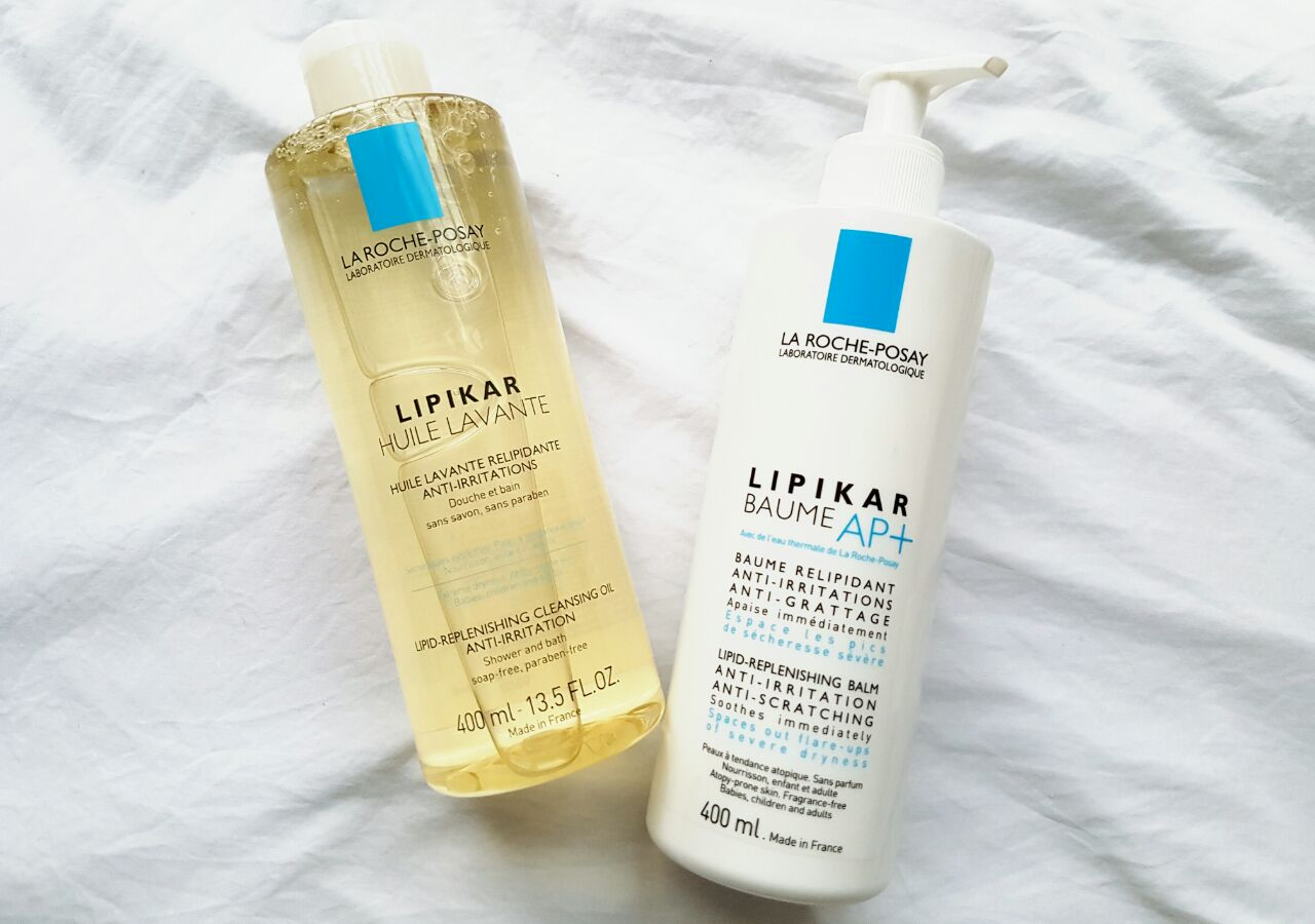 La Roche-Posay Lipikar is a sensitive skin saviour