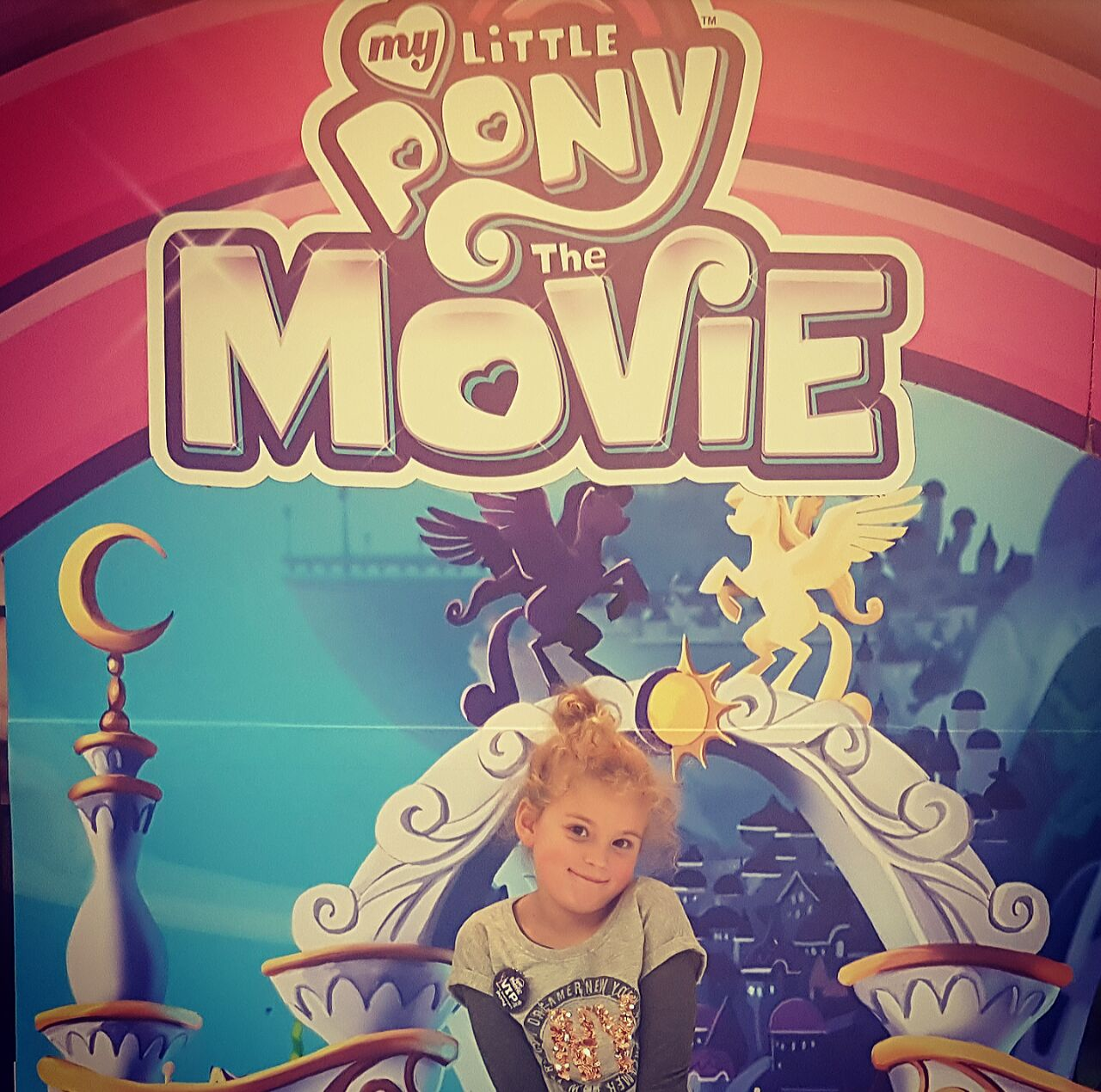My Little Pony movie premier Pretty Please Charlie