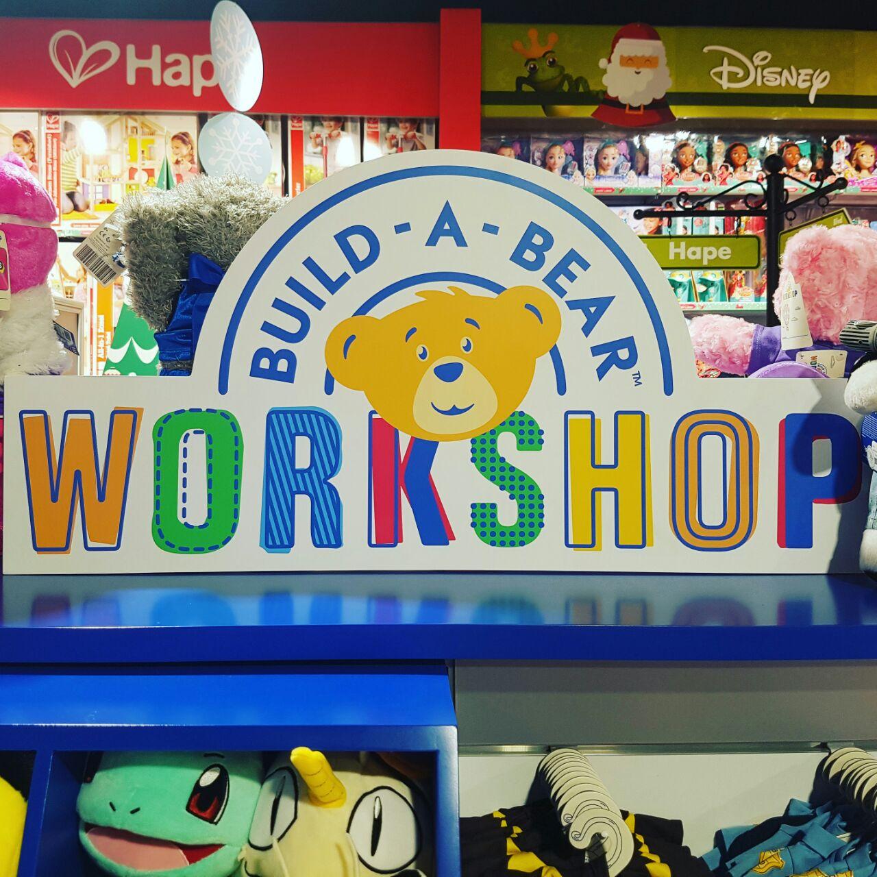 Build-a-bear Toy Kingdom Cape Gate