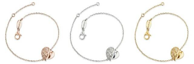 Engelsrufer Lil' Heartwing bracelet