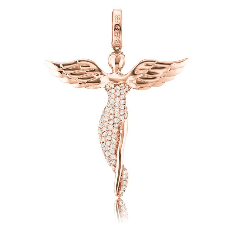 Engelsrufer angel pendant