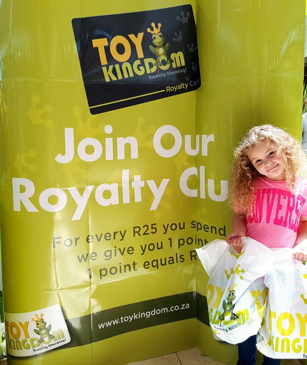 Toy Kingdom Loyalty Club