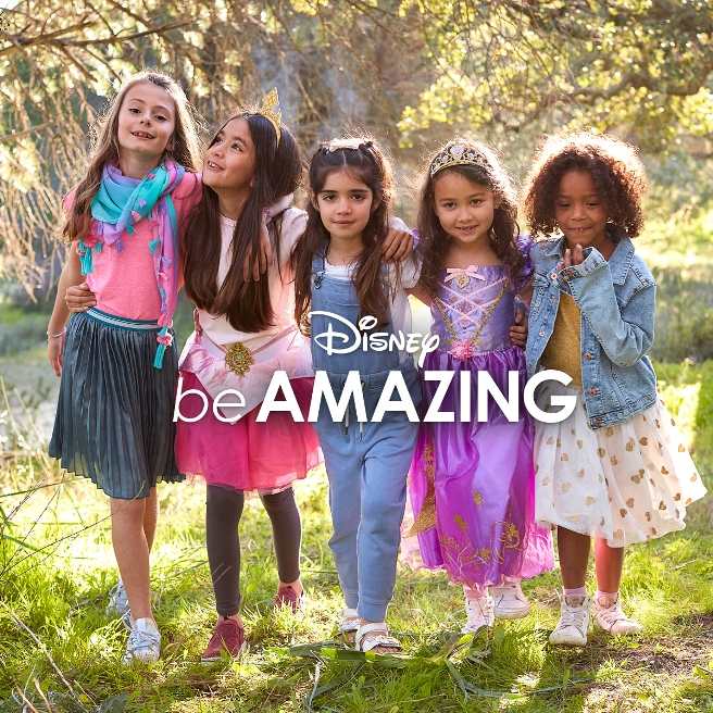 Disney You Re Amazing: Win A Hamper For Your Princess